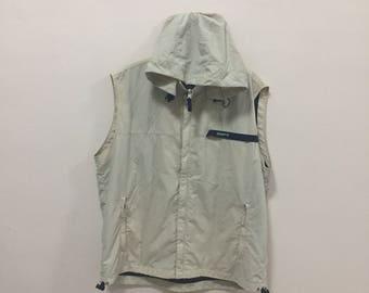 20% off Vintage!!! CHAPS RALPH LAUREN vest hoodies, pocket logo, casual, vintage, rare