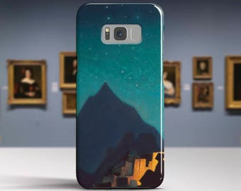 """Nicholas Roerich, """"Star of the Hero"""". Samsung Galaxy Note 8 Case Google Pixel XL Case LG G6 case Galaxy A3 2017 Case and more."""