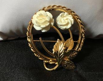 Brooch Rose Gold
