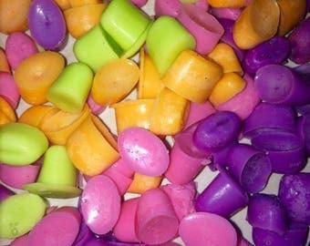 Jack in the beanstalk's magic bean wax melts