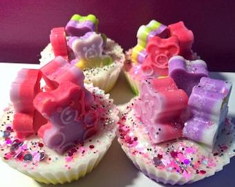Goldilocks' three bears wax pies