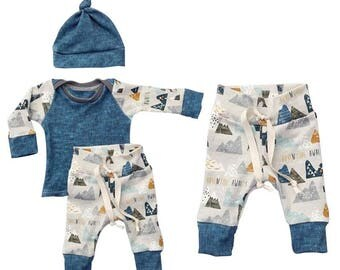 Baby clothing tracksuit newborn baby infant boy clothes suit born-toddler