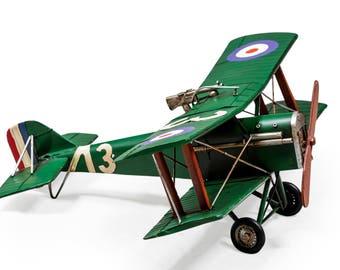 Aviator, Amelia Earhart Plane, Vintage model planes, Biplane, Aeroplane nursery, Boy's first Birthday, collectables