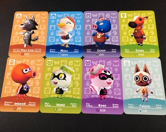 Animal Crossing Etsy
