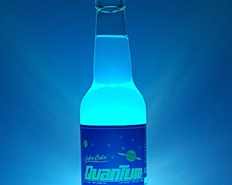 Fallout 4 Nuka Cola Quantum LED Gaming Light/Lamp