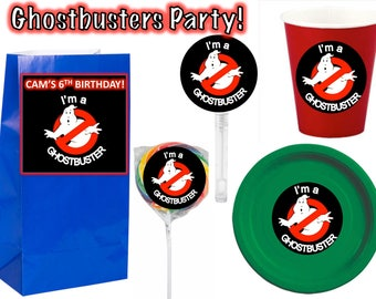 Ghostbusters Party 12pcs.
