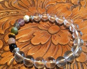 Chakra healing bracelet (my version)