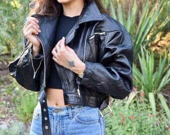 Vintage leather Perfecto