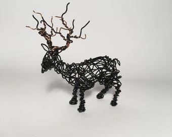TreeAnima l Deer | Deer | Home decoration