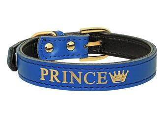 Royal Blue Collar