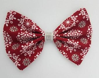 Winter Wonderland Bows