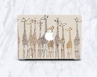 Giraffe MacBook Pro 13 case funny case MacBook Air 13 rabbit case MacBook Retina MacBook case MacBook Pro case cute MacBook 13 case