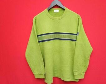 vintage Elle Homme sweatshirt large mens