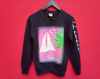 vintage Hawaii sweatshirts small size