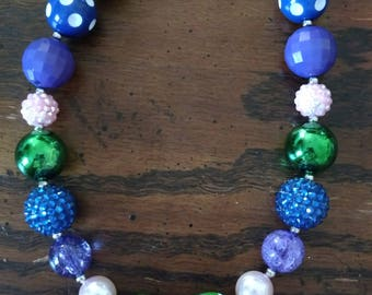 Princess butterfly necklace