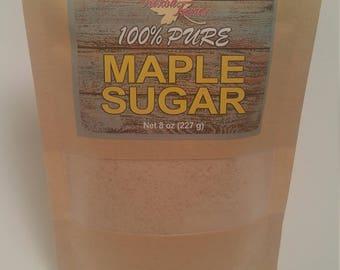 100% Pure Maple Sugar - 8 oz.