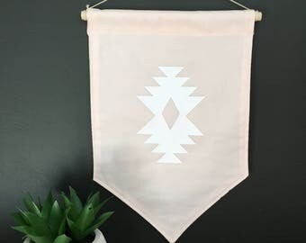 Aztec decorative banner