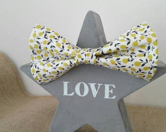Bow tie men Liberty Ed D (yellow)