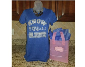 Know You Are Priceless T-shirts