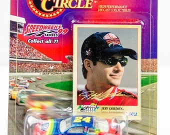 Winners Circle Speedway 99 Series Jeff Gordon 1/64 Diecast Car