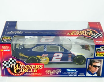 Elvis Edition Winners Circle Rusty Wallace 1/24 Scale Diecast Nascar