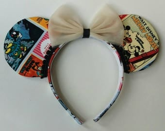 Vintage Mouse Ears