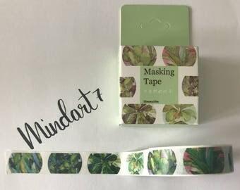 Masking Tape Cacti / plants