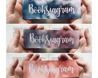 Bookstagram Bookmark