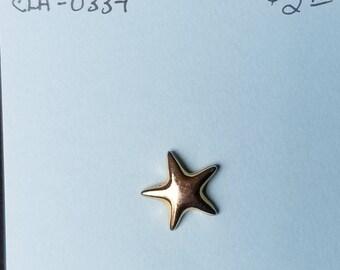 Lapel pin star