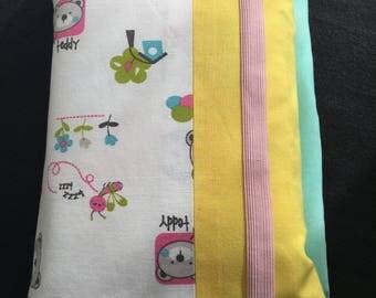 Baby diaper bag bear