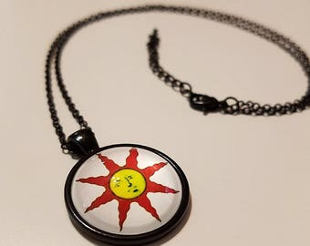 Praise the Sun #2 Necklace