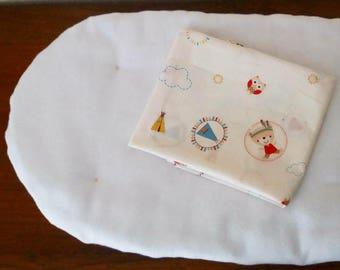 Topponcino organic mattress baby Montessori play Playset