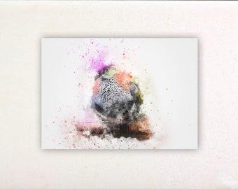 Bird - Watercolor prints, watercolor posters, nursery decor, nursery wall art, wall decor, wall prints 24 | Tropparoba 100% made Italy