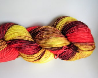 Daringly Brave 4 ply Sock Yarn