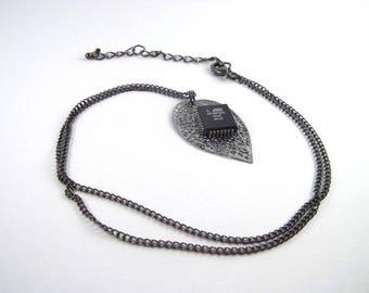 Geek necklace