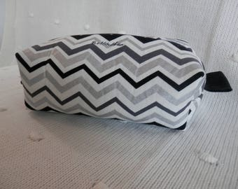 Toiletry bag. Travel case. Cosmetics bag. Make up bag