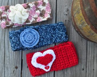 Crochet Women's Headbands