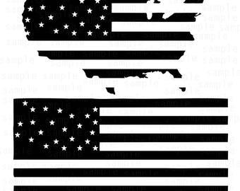 USA FLAG SVG, flag svg, usa flag dxf, america flag silhouette Svg Files, printing design, cutting, flag vector, usa, america svg, american