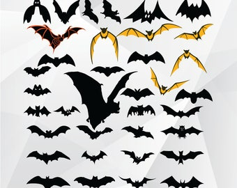 Bat svg,png,jpg/Bat clipart for Silhouette,Cricut,Print,Design and any more