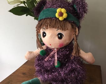 HUGGABLE FABRIC DOLL