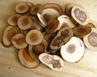 Saw cut wood
