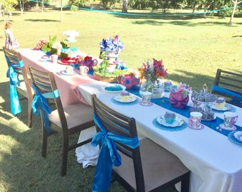 Alice in Wonderland Tea Party Collection