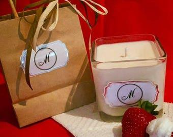 Strawberry N Cream