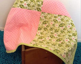 Handmade Quilted Baby Play Mat