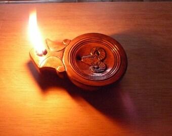 Oil lamp Roman PAK43 Aries