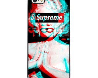 Shell iPhone and Samsung Galaxy Marylin Monroe Suprem hypnotic Swag new in Blister