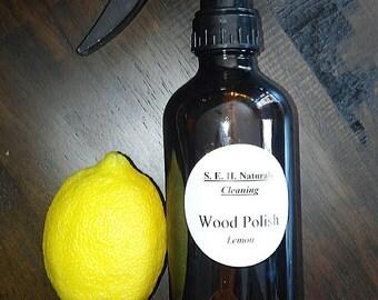 Natural Wood Polish & Dusting Spray