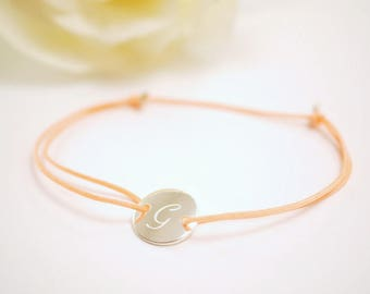 Bracelet ~ request letter ~ silver