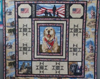 Home of the Brave Quilt