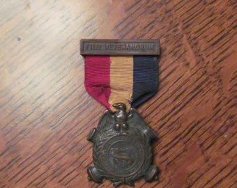 1888 Sons of Veterans American Civil War Medal